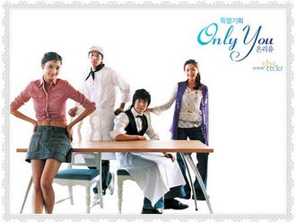 Main Cast of Only You
